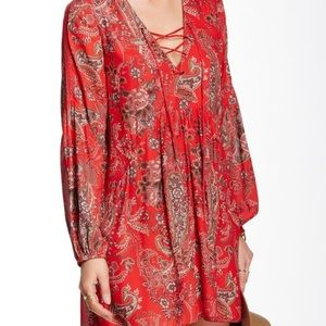 Free People Rain or Shine Dress